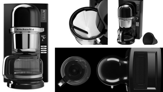 compra cafetera pour over kitchenaid al 30 off descuentalo. Black Bedroom Furniture Sets. Home Design Ideas